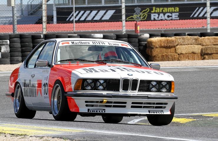 BMW 635 E24 Group A Marlboro